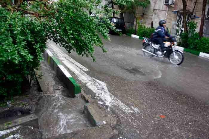 چالش باران