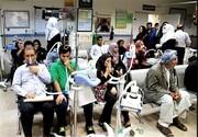 در خوزستان باران بارید ۱۰۲ نفر راهی بیمارستان شدند