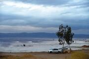 تصاویر | حیات دوباره دریاچه مهارلو در شیراز