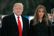 دوبله طنز جواد خواجوی از لحظه خروج ترامپ از کاخ سفید