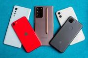 جدیدترین قیمت گوشی موبایل در ۹ آذر | از سامسونگ و شیائومی تا اپل و هوآوی