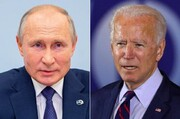 مذاکرات سطح بالا میان مسکو و واشنگتن برای دیدار احتمالی بایدن و پوتین