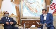 تصویری جالب از فرماندهان نظامی ایران و عراق روبه روی هم