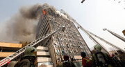 تهران ۱۰۰۰ ساختمان مشابه پلاسکو دارد