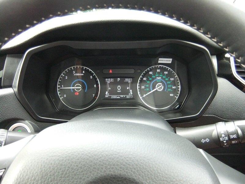 دانگ فنگ گلوری 580  - خودرو چيني
