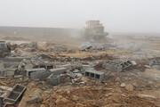 ۱۵ هکتار ساخت و ساز غیرمجاز در مشهد نابود شد