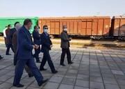 راهآهن خواف - هرات به زودی به بهرهبرداری میرسد
