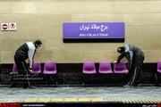 افتتاح همزمان ایستگاههای امیرکبیر و برج میلاد مترو تهران در هفته آینده