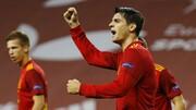 لیگ ملت های اروپا | اسپانیا ۶ - آلمان صفر؛ این بار شاگردان لو گلباران شدند
