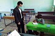 کلاس معلم آزادشهری برای تنها دانشآموز بدون موبایل