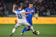 پخش مسابقه بوسنی - ایتالیا از لیگ ملتهای اروپا