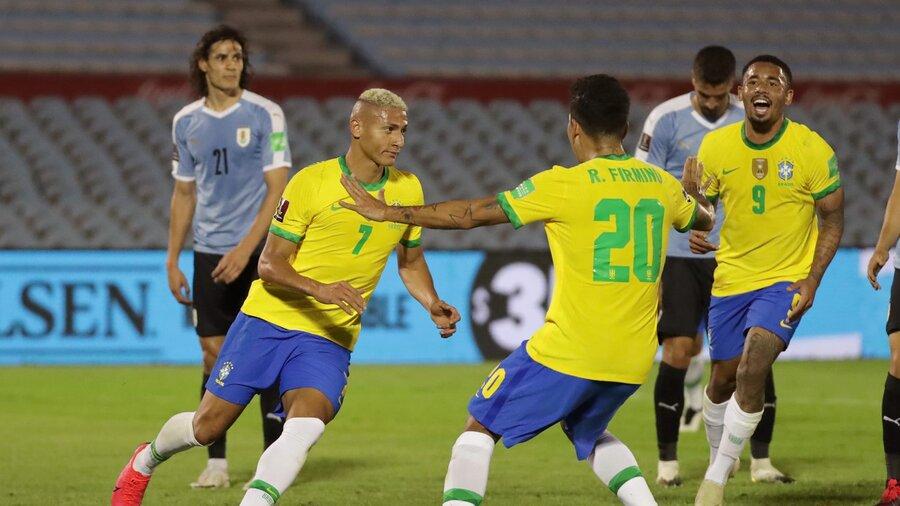 برزیل اروگوئه