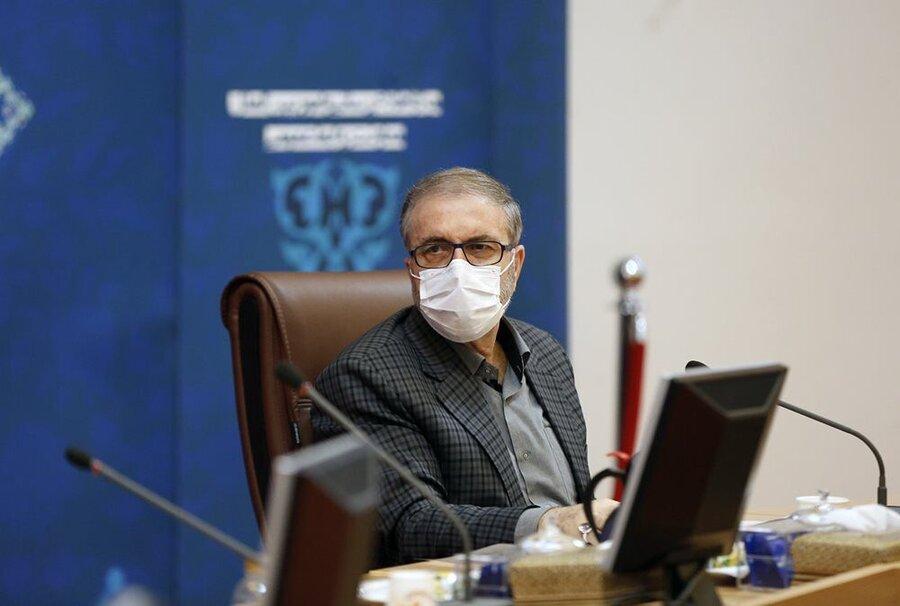 ذوالفقاری دبیر کمیته امنیتی انتظامی و اجتماعی ستاد ملی مقابله با کرونا
