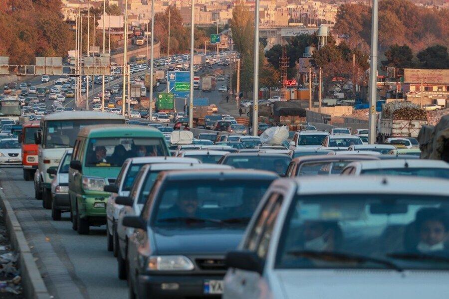 ترافیک - سفر