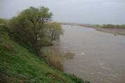 ۲ هزار هکتار از زمینهای رودخانه شور به آب منطقهای رسید