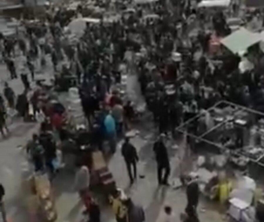 تجمع در آزادگان