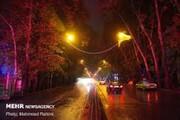 فیلم | اجرای طرح منع تردد خودروها در تبریز