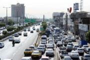 ویدئو | ادارات دولتی تعطیل شد ولی ترافیک تهران همچنان سنگین است