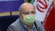 تردد تهرانیها  ۵۹ درصد کم شد | زالی: برای اعلام تغییرات آمار مرگومیر کرونا هنوز زود است