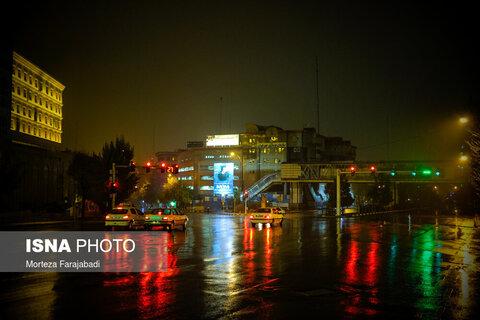 قاطع خیابان کریمخان و حافظ