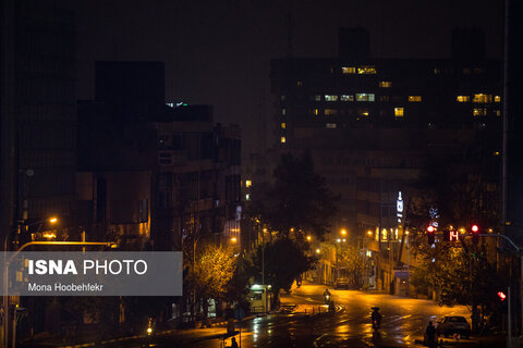 میدان هفت تیر خیابان مفتح جنوبی