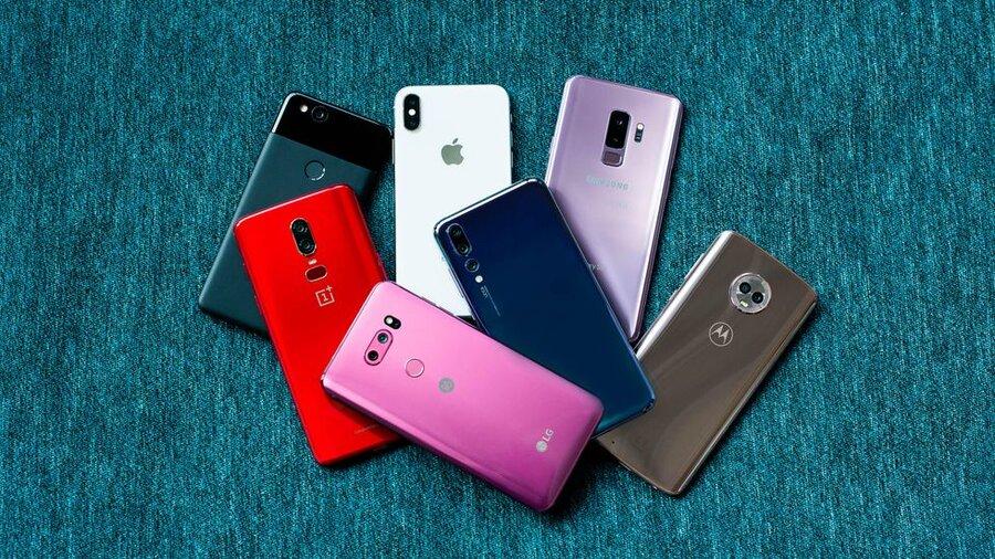 mobile phone - cell phone - موبایل - گوشی