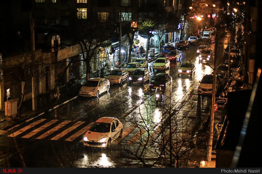 تهران - باران