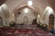 پایان مرمت مسجد شرقی مجموعه حسن پادشاه تبریز