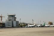 پروازهای فرودگاه مشهد به شرایط عادی بازگشت