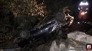 تصاویر | فردی که در کمتر از ۲۴ ساعت ۲ بار نجات داده شد!
