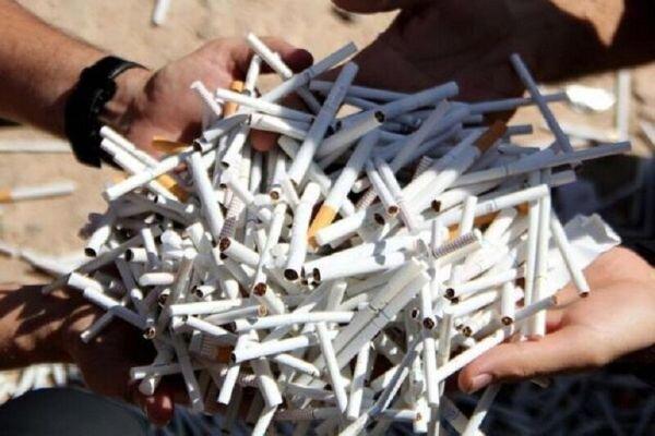 کشف ۴۰ میلیارد ریال سیگار قاچاق از مرزهای غربی