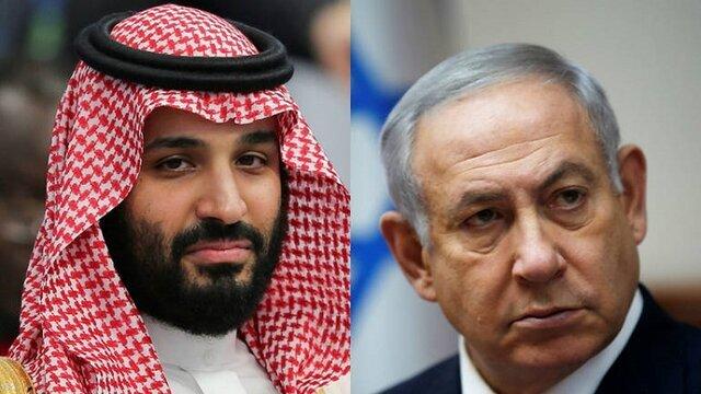 نتانیاهو بن سلمان