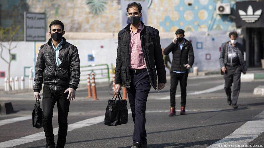 کرونا در ايران
