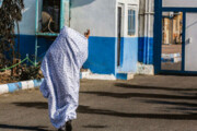 آخرین زندانی زن خراسان شمالی آزاد شد
