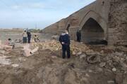طولانیترین پل آذربایجان شرقی مرمت میشود