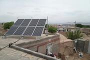 راهاندازی ۱۸۹ نیروگاه خورشیدی خانگی برایاشتغال مددجویان