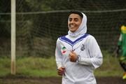 ویدئو | گل زیبایی که کاپیتان بانوان به خاطر کلکل با فردوسیپور به ثمر رساند