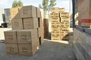 احتکار ۲ میلیارد تومانی مواد غذایی در مرند