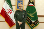 سردار محمدرضا یزدی | هر که به کشور و مردم خدمت کند بسیجی است