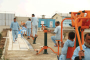 گشت و گذاری در مرکز بازپروری شهید «زیادیان» | فرصتی برای بازگشت به زندگی