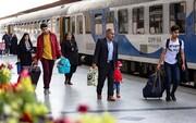بلیت قطار به مسافران مبتلا به کرونا فروخته نمیشود | مبتلایان چگونه شناسایی میشوند؟