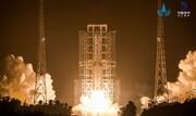 چین سفینه چانگ ۵ را برای نخستین نمونهبرداری از ماه پس از ۴۴ سال به فضا فرستاد
