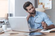 پیشگیری از گردن درد ناشی از تکنولوژی در دوران کرونا