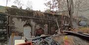 سرنوشت تلخ حمام ۵۰۰ ساله ناران