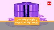 همشهری TV | رد پای دلار و نفت در بودجه ۸ سال دولت روحانی