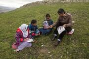 دانشآموزان سرهنگچه اردستان در جستوجوی آنتن