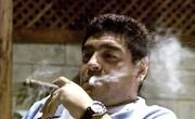 خاصترین تصاویر از اسطوره فوتبال جهان ؛ دیگو مارادونا