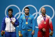 کمیته بین المللی IOC اعلام کرد؛ وزنه بردار ایران قهرمان المپیک لندن شد