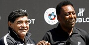 ۱۱ اظهار نظر ماندگار مارادونا از مسی تا پله | انگیزه خاص دیه گو برای دروغ نبودن حرف مادرش