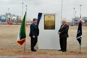 افتتاح نخستین واحد پیشساخته فرآورش نفت ایران در کارون